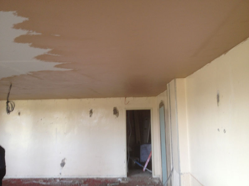 cleveleys plasterers  u00bb overboarding existing ceilings